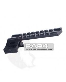 Tactical See through rail