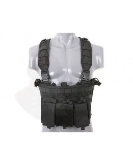 Multi-purpose Chest Rig - Black