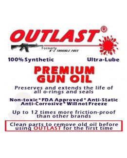 Outlast Gun Oil